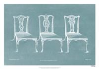 Design for a Chair III Fine Art Print