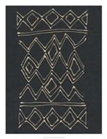 Udaka Study V Framed Print