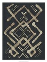 Udaka Study VI Framed Print