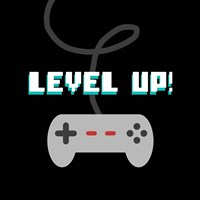 Level Up! Fine Art Print