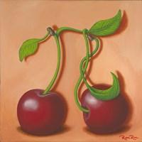 Cherry Pi Fine Art Print