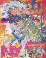 Mr. Wooster Fine Art Print