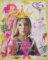 Queen Of Nyc Fine Art Print