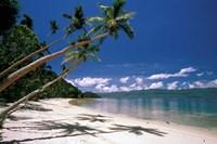 Oceania, Fiji Island Fine Art Print