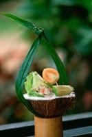 Cuisine, Lime Marinated Fish, Viti Levu, Fiji Fine Art Print