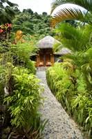 Matangi Privite Island Resort, Taveuni, Fiji Fine Art Print