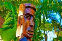 Tiki, Fiji Fine Art Print