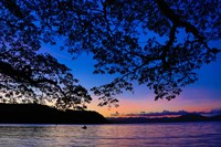 Sau Bay in Vanua Levu, Fiji Fine Art Print