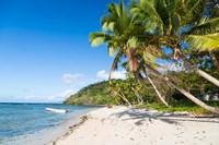 Narena Beach, Vanua Levu, Fiji Fine Art Print