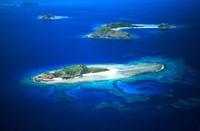Eori Island, Mamanuca Islands, Fiji Fine Art Print