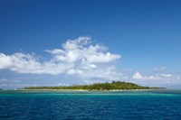 Malolo Lailai Island, Mamanuca Islands, Fiji Fine Art Print