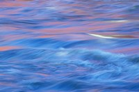Covered Bridge Reflection in the Housatonic River, Litchfield Hills, Connecticut Fine Art Print