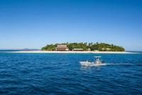 Beachcomber Island, Fiji Fine Art Print