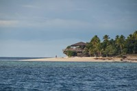 Beachcomber Island, Mamanucas, Fiji, South Pacific Fine Art Print