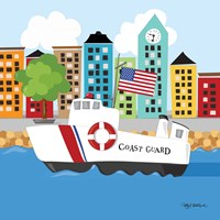 Coast Guard Fine Art Print