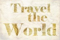 Travel the World Fine Art Print