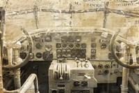 Concord Cockpit Fine Art Print