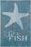 Star Fish Fine Art Print