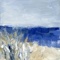 Winter Beach II Fine Art Print