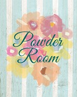 Powder Room Fine Art Print