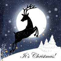 It's Christmas Fine Art Print