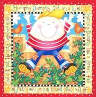 Humpty Dumpty Fine Art Print