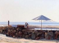 Pier View Fine Art Print