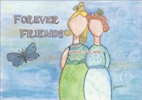 Forever Friends Fine Art Print
