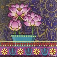 Mehndi Magic Fine Art Print