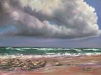 Coastal Elements Fine Art Print
