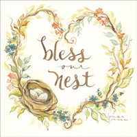 Nest Blessings Fine Art Print