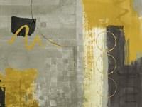 Golden Desert II Fine Art Print