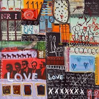 Love No.1 Fine Art Print