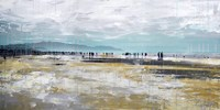Beach III Panel Fine Art Print