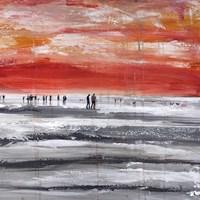 Beach IV B Fine Art Print