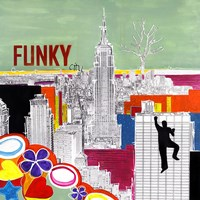Funky Empire Fine Art Print
