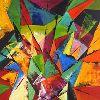 Abstract Geo 1 Fine Art Print
