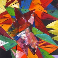 Abstract Geo 2 Fine Art Print