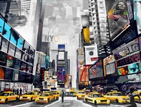 Time Square Fine Art Print