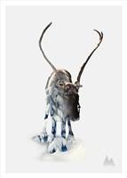 Moose Fine Art Print