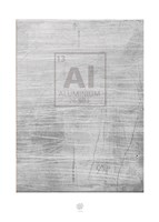 Aluminium Framed Print