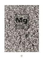 Magnesium Framed Print