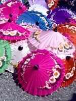 Umbrellas Fine Art Print