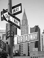 Broadway Fine Art Print