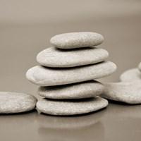 Zen Pebbles 1 Fine Art Print