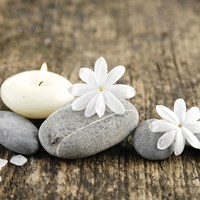 Zen Pebbles 2 Fine Art Print