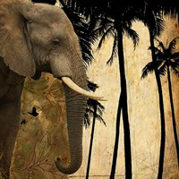 Mighty Elephant 1 Fine Art Print