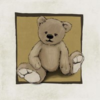 Teddy Bear Framed Print