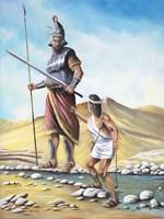 David Goliath Fine Art Print