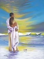 Romantic Moment Fine Art Print